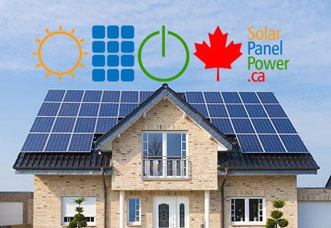 Solar Panel Power Canda