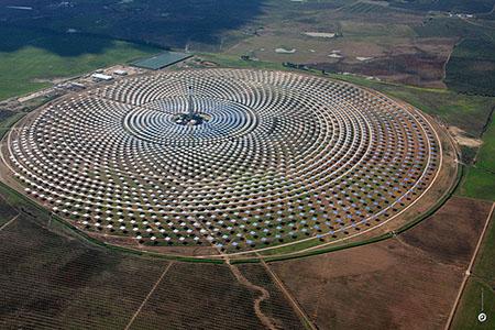 Gemasolar Solar Thermal Power Plant, Spain