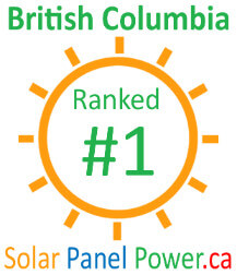 British Columbia Solar Power