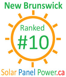 New Brunswick Solar Power