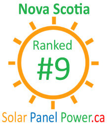Nova Scotia Solar Power