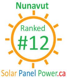 Nunavut Solar Power