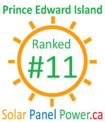 Prince Edward Island Solar Power