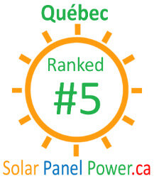 Quebec Solar Power