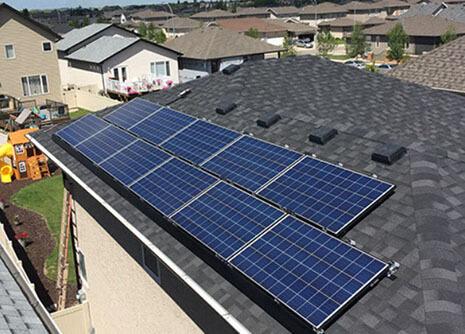 Solar Power System 5kW Saskatchewan