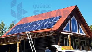 Quebec Solar Energy